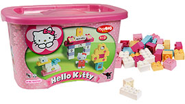 BLOXX Hello Kitty Spielbox / BIG