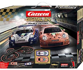Digital 124 Double Victory / Carrera