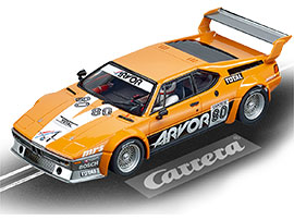 BMW M1 Procar No.80 / Carrera