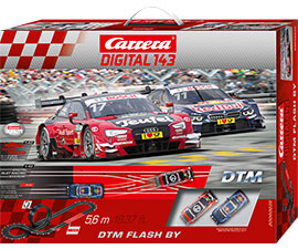 DTM Flash By / Carrera