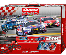 Digital 143 DTM Victory / Carrera