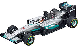 Digital 143 Mercedes F1 W07 Hybrid / Carrera