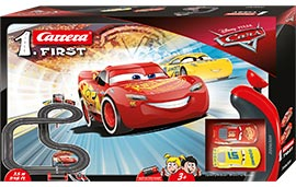 First - Disney Pixar Cars / Carrera