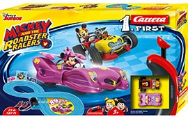 First Mickey and the Roadster Racers - Minnie / Carrera