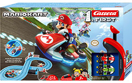 First - Nintendo Mario Kart / Carrera