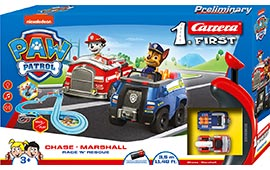 First - PAW Patrol - Race N Rescue / Carrera
