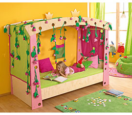 haba kinderzimmer betten. Black Bedroom Furniture Sets. Home Design Ideas