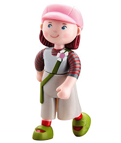 Little Friends Biegepuppe Elise 10 cm / Haba