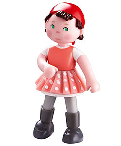 Little Friends Biegepuppe Lisbeth 9,5 cm / Haba