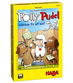 Polly Pudel / Haba