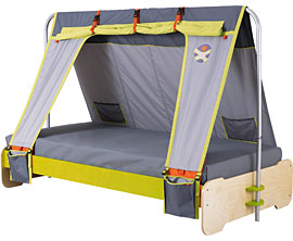 Terra Kids Bett Expedition / Haba