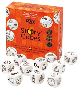 Story Cubes MAX / Hutter