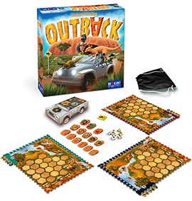 Outback / Hutter