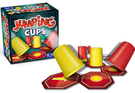 Jumping Cups / Hutter