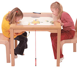 Magic Table Magnetspieltisch