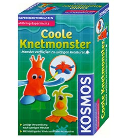 Coole Knetmonster / Kosmos