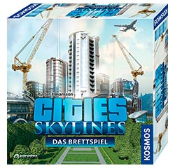Cities Skylines / Kosmos