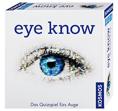Eye Know / Kosmos