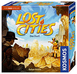 Lost Cities - Das Duell / Kosmos