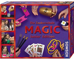 Die Zauberschule - Magic Junior Edition / Kosmos