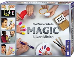 Die Zauberschule - Magic Silver Edition / Kosmos