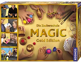Die Zauberschule - Magic Gold Edition / Kosmos
