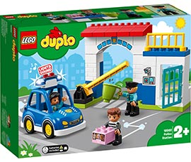 Duplo Polizeistation / Lego