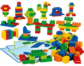 Duplo Grundelemente / Lego education