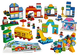 Duplo Unsere Stadt / Lego education