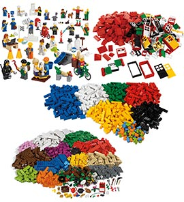 Lego Spezial-Set / Lego education