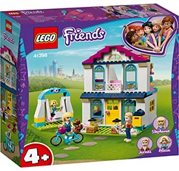 Friends - Stephanies Familienhaus / Lego