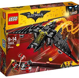 Batman Movie - Batwing / Lego