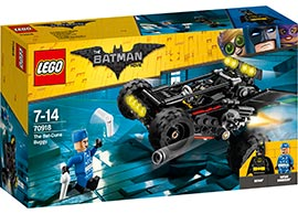Batman Bat-Dünenbuggy / Lego