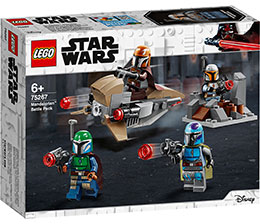 Star Wars Mandalorianer  Battle Pack / Lego