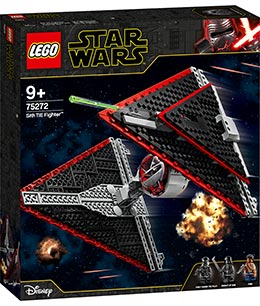 Star Wars Sith TIE Fighter / Lego