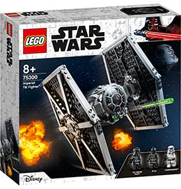 Imperial TIE Fighter / Lego