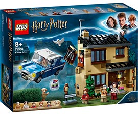 Harry Potter Ligusterweg 4 / Lego