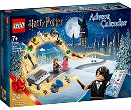 Harry Potter Adventskalender / Lego