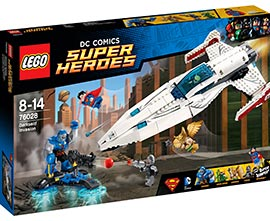 Superman: Darkseids Überfall  / Lego