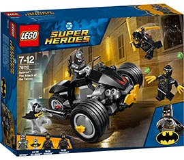 Super Heroes - Batman: Attacke der Talons / Lego