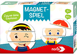 Magnetspiel Emotionen / noris