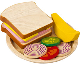 Sandwich-Set / PlanToys