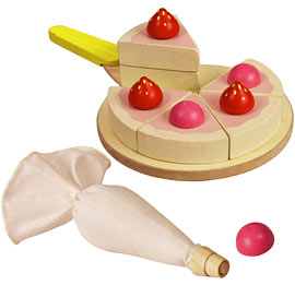 Kuchen-Set / PlanToys
