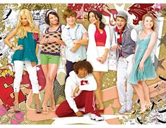 300 Teile High School Musical 3 / Ravensburger
