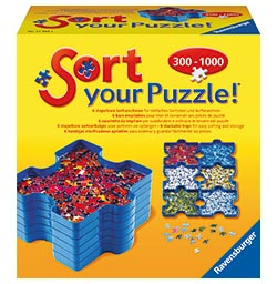 Sort your Puzzle / Ravensburger