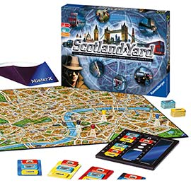 Scotland Yard / Ravensburger