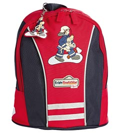 Rucksack Frido Firefighter / sigikid